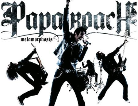PaparoachAlbum